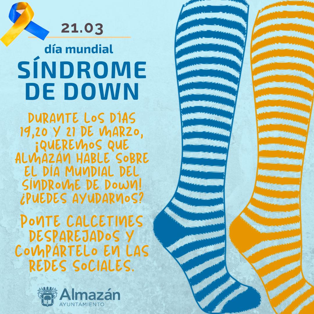 Dia mundial Sindrome de Down