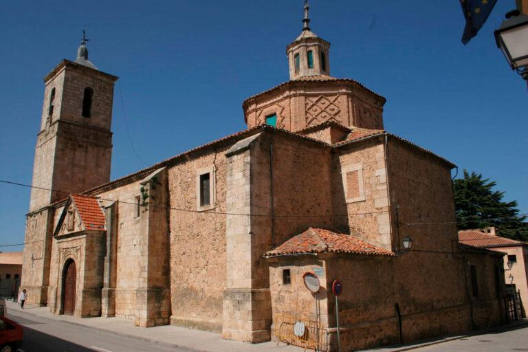 Iglesia San Pedro Almazán