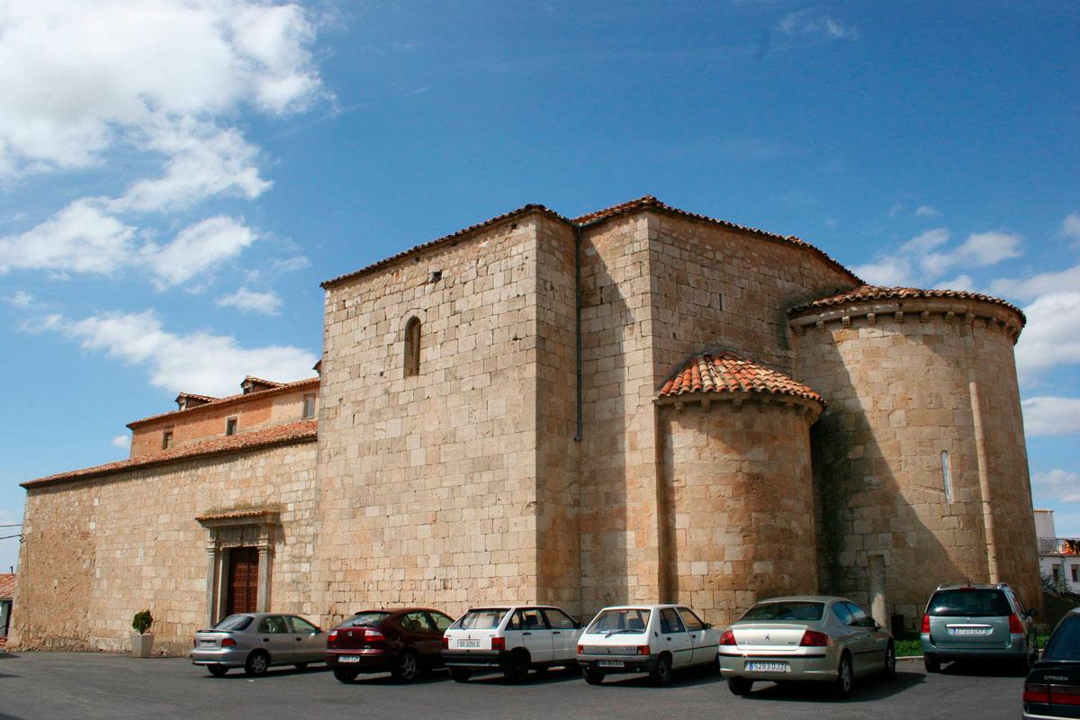 Iglesia de la Virgen de Campanario