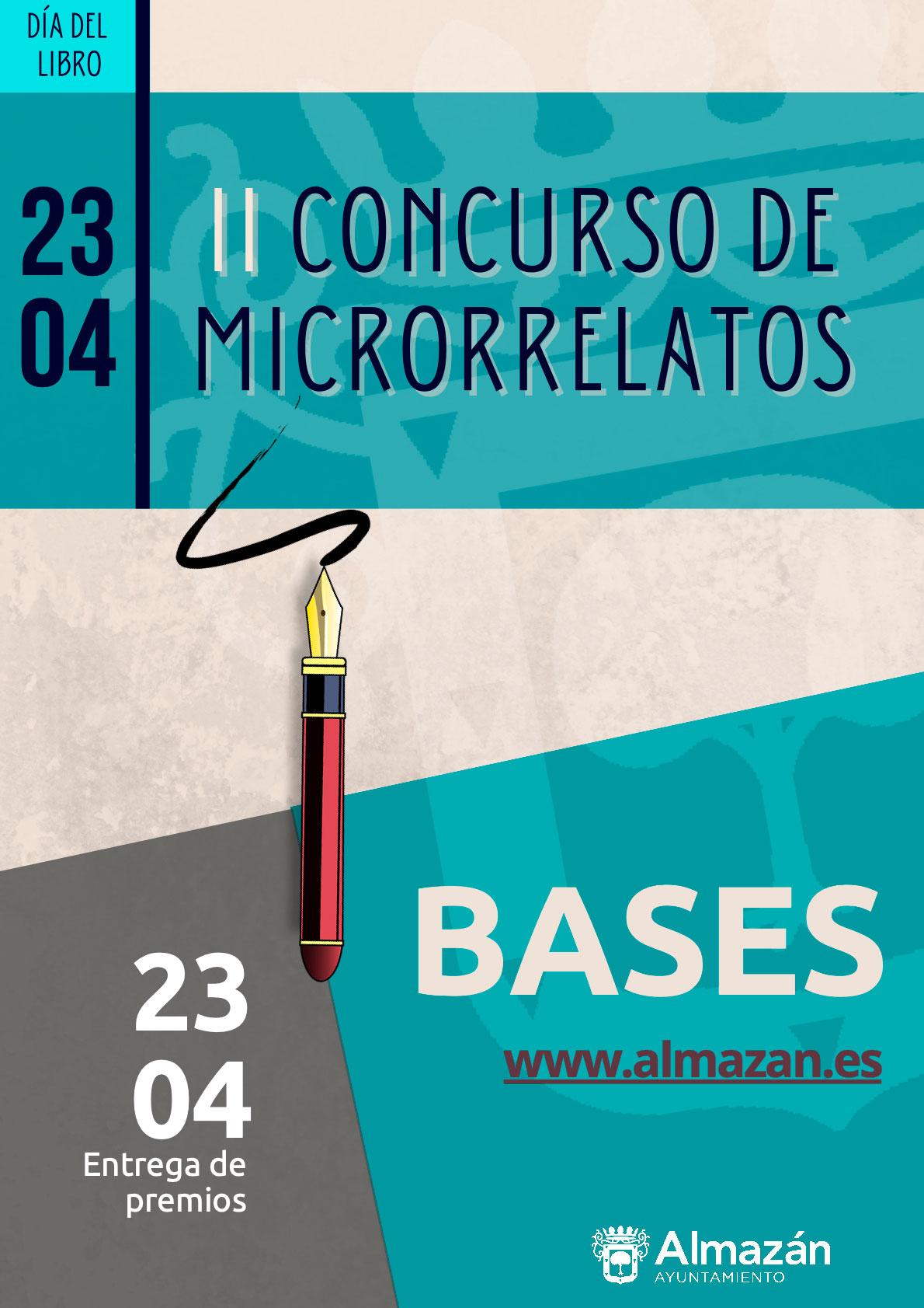 II edición del Concurso de Microrrelatos