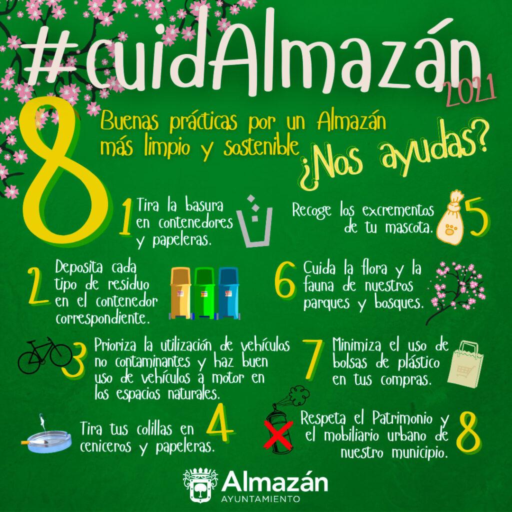 #cuidAlmazán2021